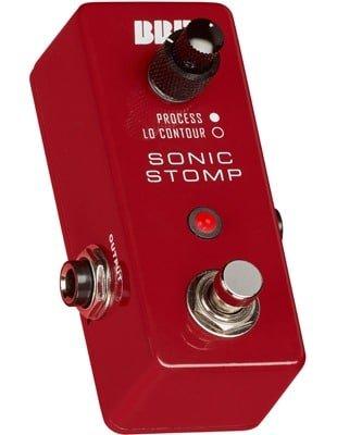 BBE Sonic Stomp para guitarras, teclados, bajos.